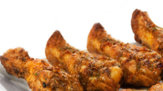 Wings De Poulet Tex Mex